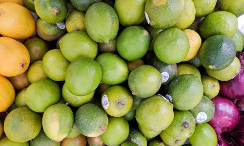 Recept med lime