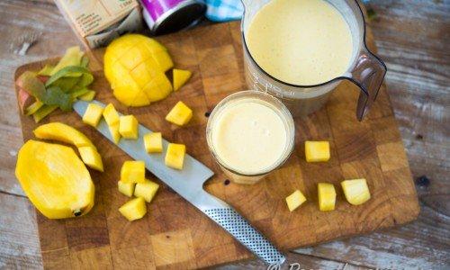 Recept med mango