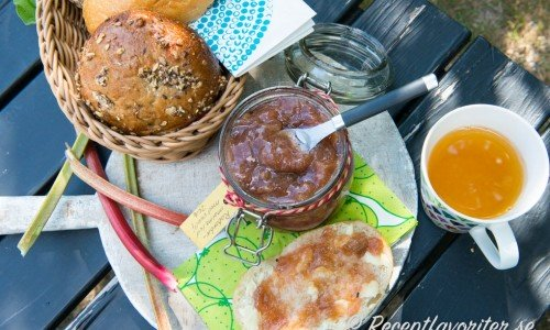 Recept på olika typer av marmelad
