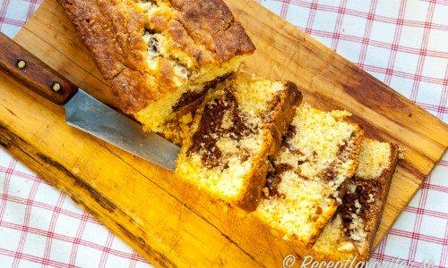 Marmorerad kaka eller Tigerkaka
