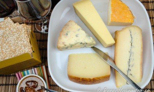Recept med ost