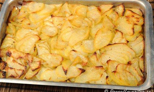 Pommes Anna potatiskaka