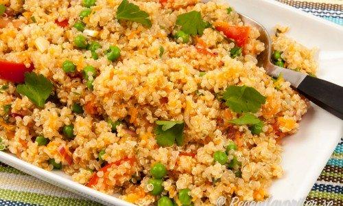hur kokar man quinoa