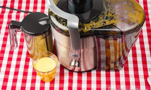 Till att göra juice och råsaft behöver du en råsaftcentrifug.