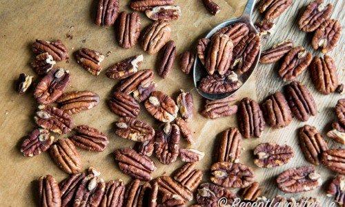 Recept med pekannötter