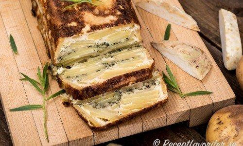 Snygga skivor som passar som potatis- och grönsakstillbehör till det mesta OCH kan förberedas i god tid till festen
