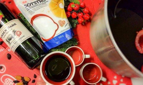 Sockerfri glögg med Sötströ med stevia