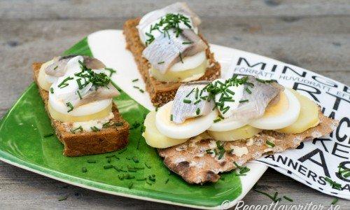 Recept på svensk mat