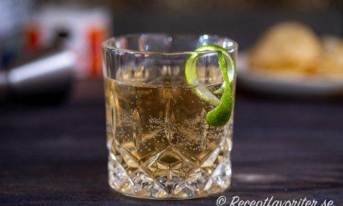 Tequila Cooler i whiskycobbler glas