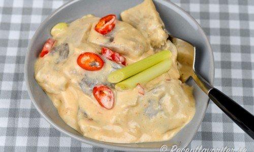 Thaisill - inlagd sill med thailändska smaker