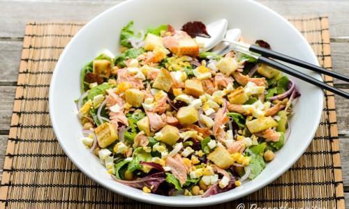 En god och nyttig lunch som passar året om men speciellt till påsk, sommar och till helgen som nyttig söndagsbrunch-lunch.