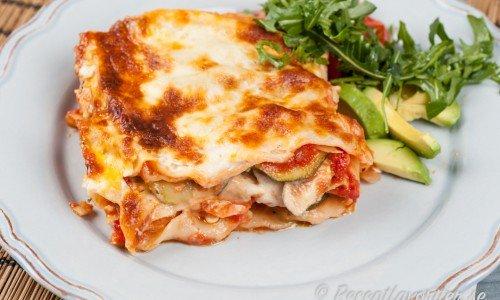 tillbehör till lasagne