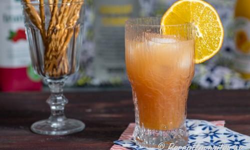 Vodka med apelsin och tranbär