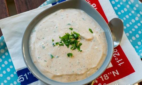 Yoghurtsås med tandooripasta