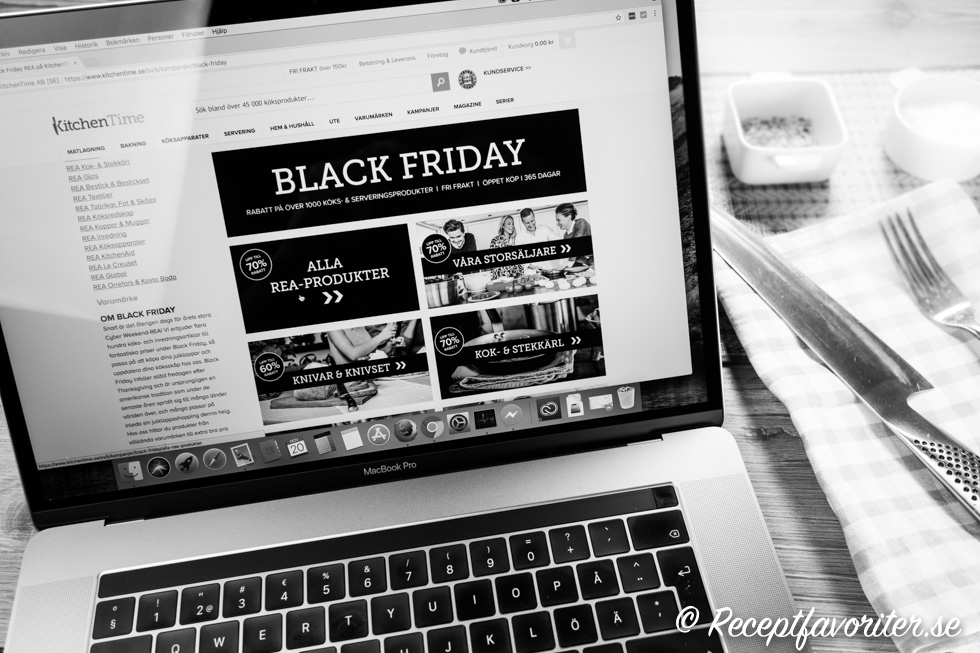 hushållsassistent black friday