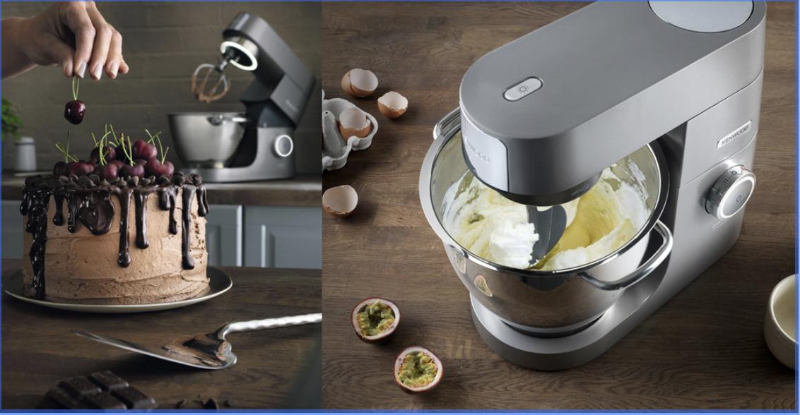 Bild på Kenwood Chef XL Titanium köksmaskin.
